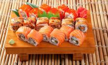 Необыкновенные суши